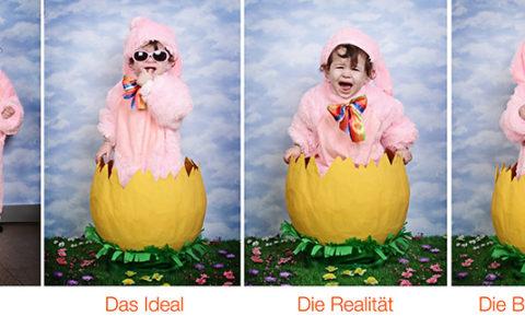 lustige Kinderfotos