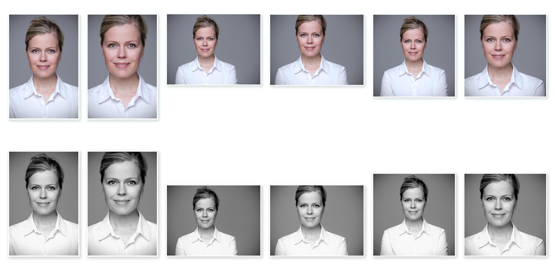 Bewerbungsfotos Dortmund. Spezialistin für professionelle Karrierfotos. Bewerbungsfotos Schwarz Weiß und Farbe
