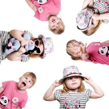 Geschichten als Collagen 6 Kinderfotos Dortmund Fotograf Fotostudio Fotoshooting