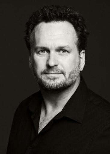 Fotograf Dortmund Mann Männer Portrait schwarz-weiß sw