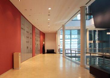 Unternehmensfotografie erste Etage Konzerthaus Dortmund